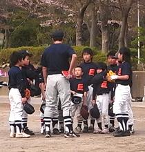 少年野球チーム育成